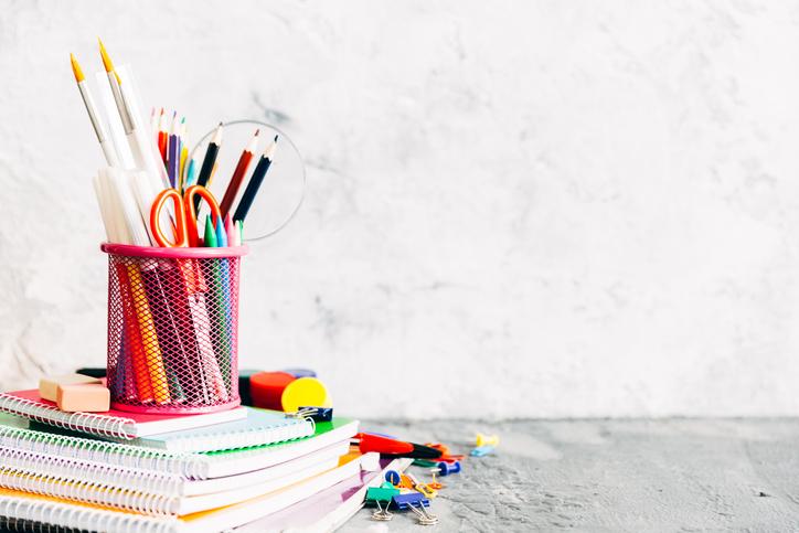 Material escolar: 7 itens essenciais para qualquer estudante universitário