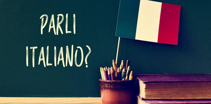 El italiano es fácil de entender para los hispanohablantes, pero eso no significa que con imitar el acento conozcas el idioma