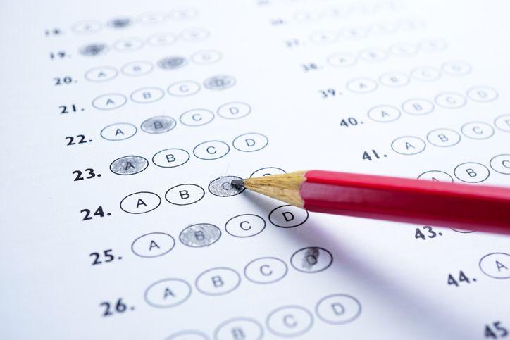 Existem testes psicotécnicos focados em diferentes pontos.