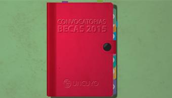 Varios programas de Becas 2015 de la Universidad Nacional de Cuyo para nuevos alumnos