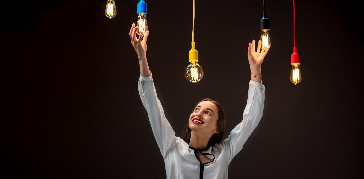 Cómo obtener buenas ideas para despertar tu creatividad.