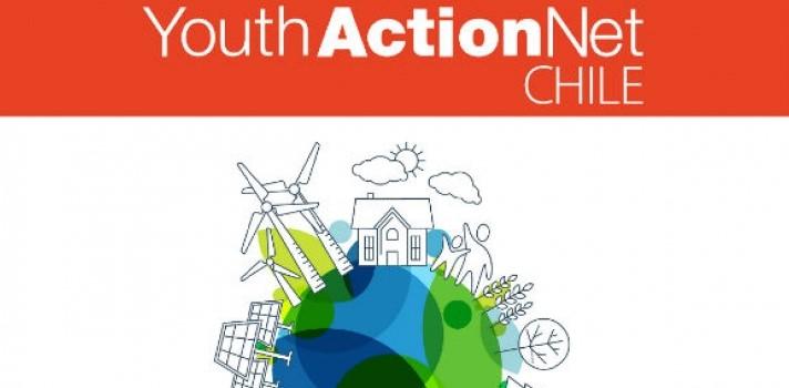 YouthActionNet Chile premiará a jóvenes emprendedores comprometidos con el medioambiente