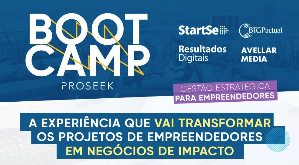 Diretor da Universia Brasil é um dos mentores do primeiro Bootcamp da Proseek