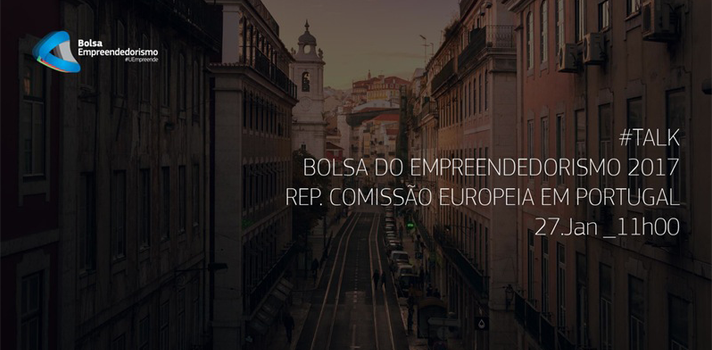 Comissão Europeia relança Bolsa do Empreendedorismo para apoiar ideias que marcam