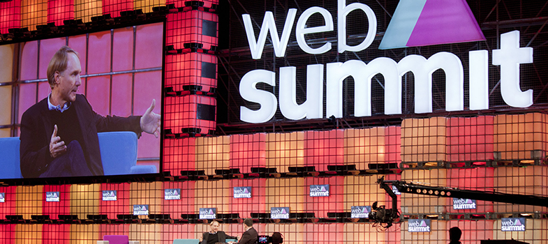 Governo vai dar 2.000 bilhetes para o Web Summit