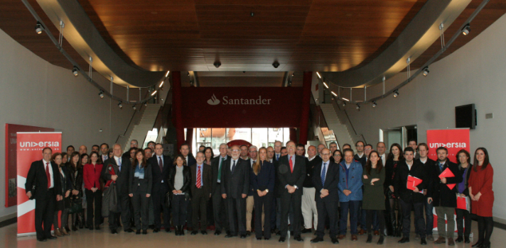 Universia reúne a 60 representantes de más de 50 universidades