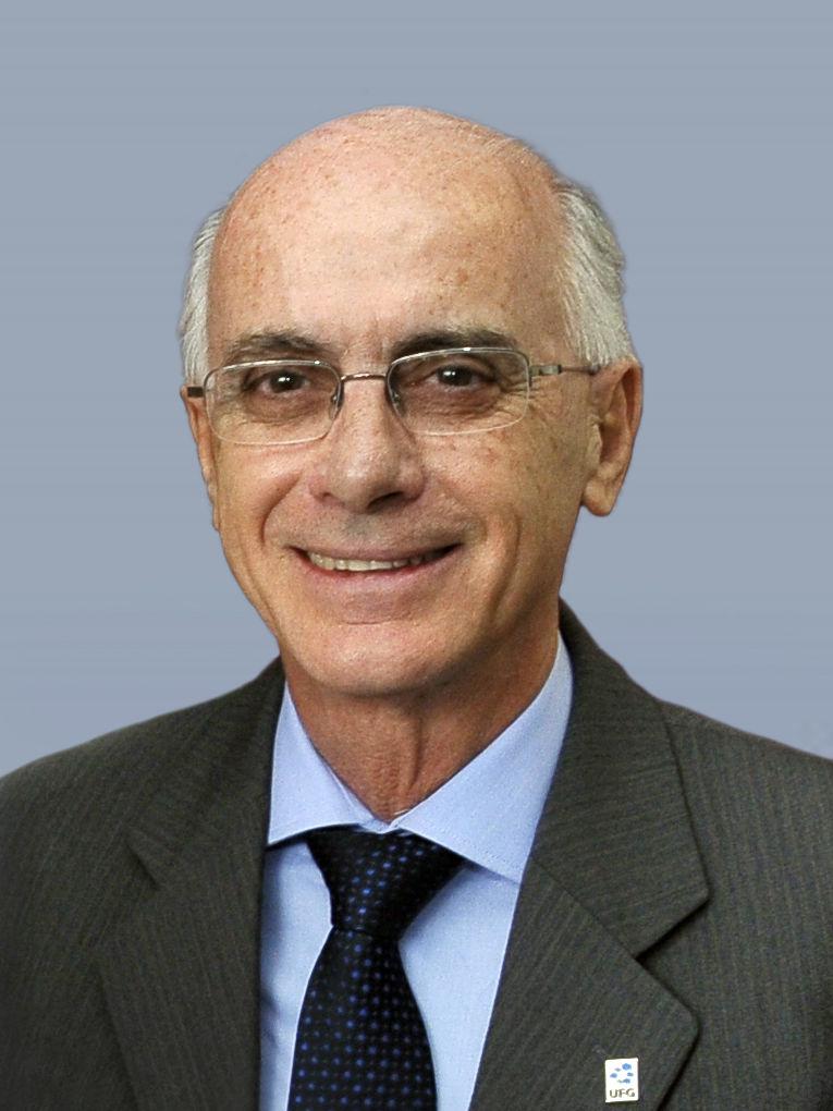 Magnífico Reitor Orlando Alfonso