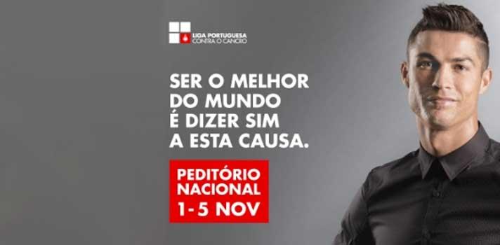 Liga Portuguesa Contra o Cancro recruta Voluntários para Peditório Nacional