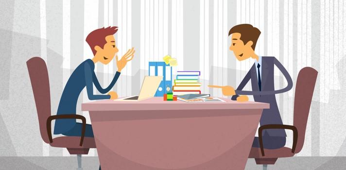 La comunicación entre empleados afecta a la productividad y el ambiente laboral