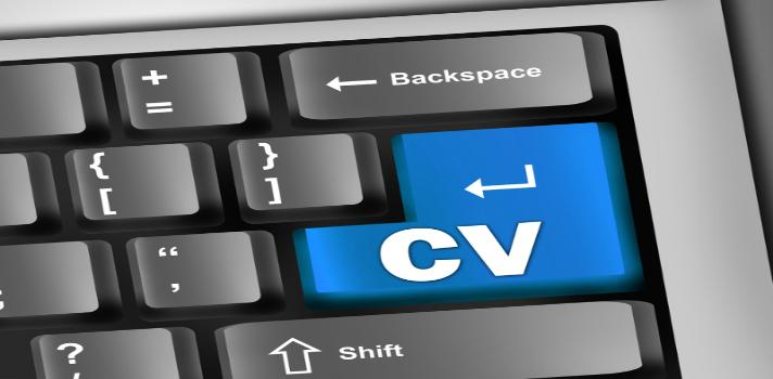 Actualiza tu CV para cada llamado.