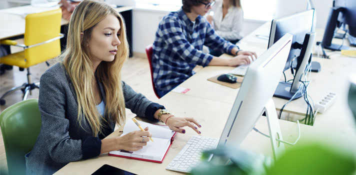 Compartir una oficina es una actividad completamente común en la actualidad