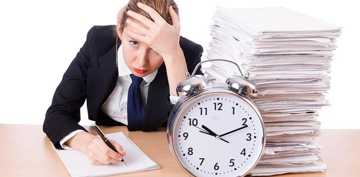¿La acumulación de trabajo es un problema para ti? Pronto puede dejar de serlo