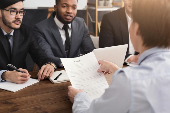 Você já passou por várias entrevistas de emprego