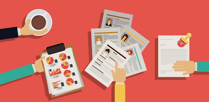 El análisis de CV se hace mucho más sencillo y los procesos de selección más breves
