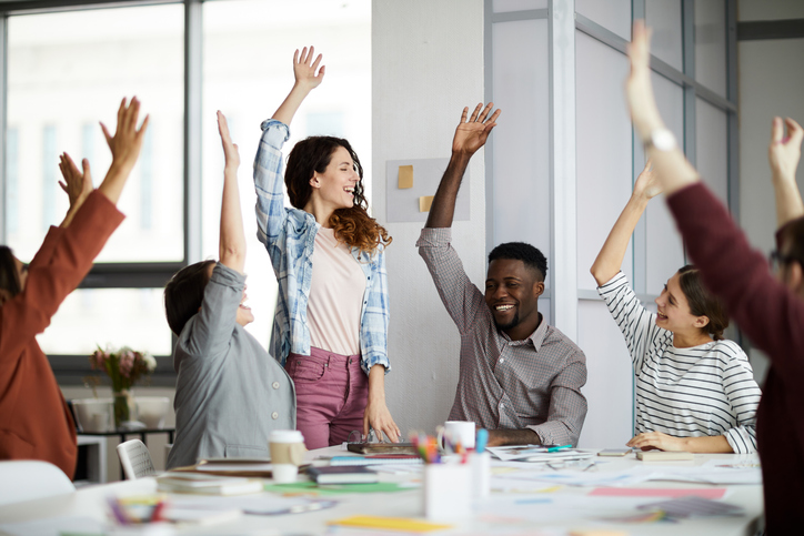 Frases sobre trabalho em equipe podem se tornar mantras motivacionais.