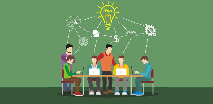 La habilidad de trabajar de manera colaborativa es un elemento que muchos líderes y reclutadores valoran hoy en día