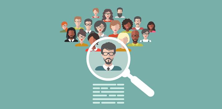 Redes sociales: tendencias de reclutamiento de personal en España).