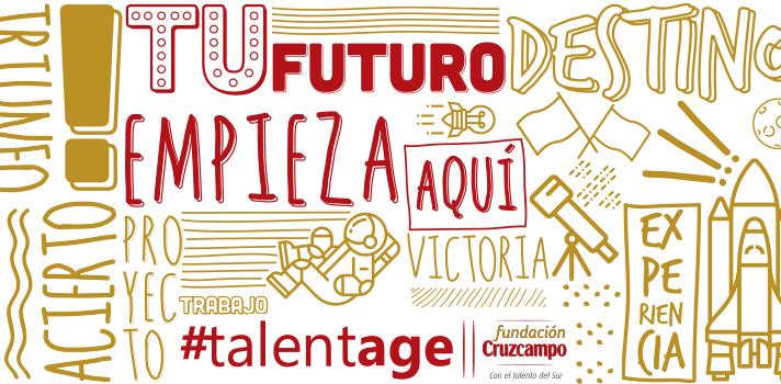 La cuarta edición de #talentage, abierta a universitarios y titulados de Andalucía.