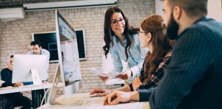 Antes de repartir tareas debes prestar atención a las habilidades de los miembros de tu equipo