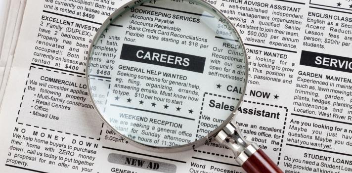 Internet nos permite acceder a cientos de ofertas de empleo