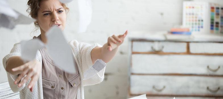 4 boas dicas para lidar com um trabalho ruim