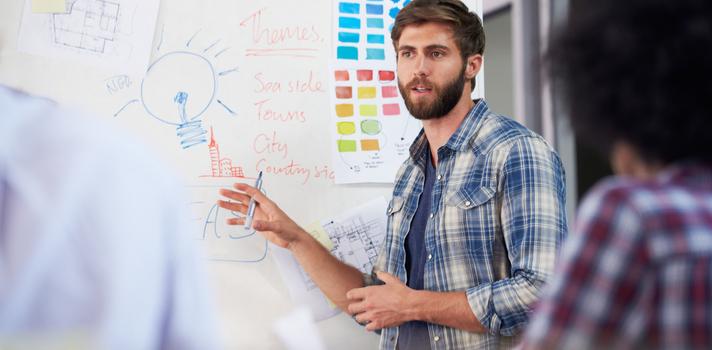 A las vías convencionales de trabajo se les está sumando la creatividad para estimular el buen funcionamiento de la empresa
