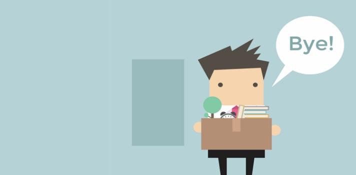 La falta de motivación es uno de los principales motivos de renuncia