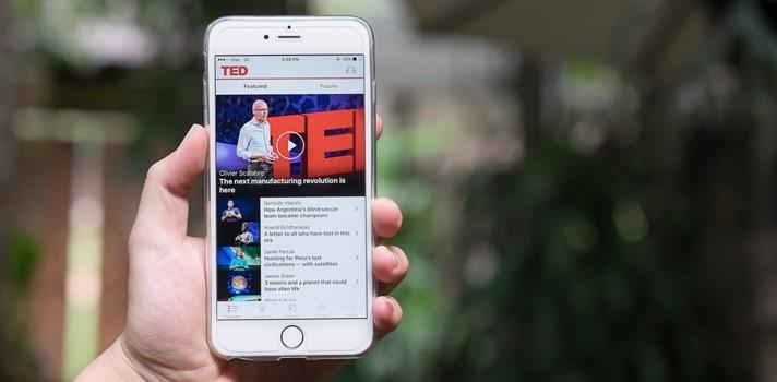 As Ted Talks irão inspirá-lo a fazer as mudanças necessárias para alcançar os seus objetivos