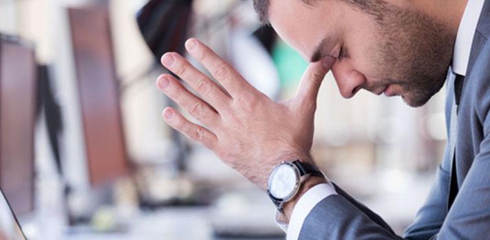 5 cosas que te están provocando el síndrome del burnout