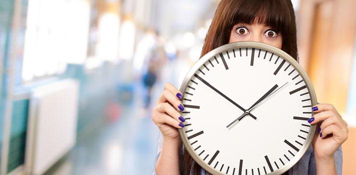 Una planificación eficiente puede eliminar atrasos y usos inapropiados del tiempo