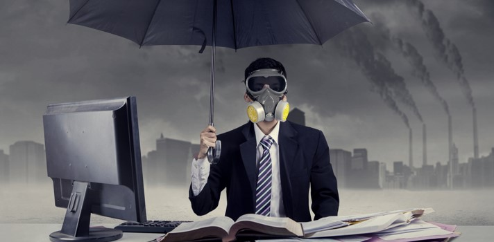 Algunas oficinas pueden parecer verdaderos infiernos