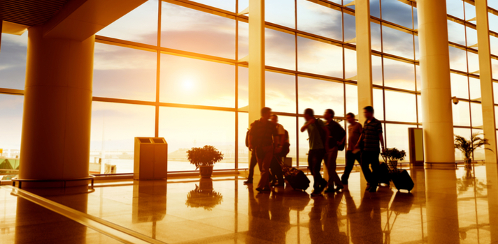 Los viajes de negocios son frecuentes en algunas profesiones