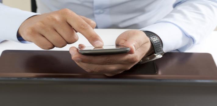 Numa entrevista por telefone pode fazer algumas anotações que vão ser uma ajuda na altura de responder a perguntas difíceis