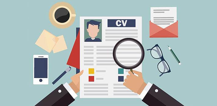 Tu CV puede dar una primera muestra de tus habilidades comunicativas