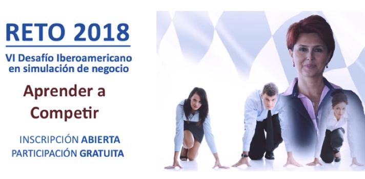 Abierta inscripción en el VI Desafío iberoamericano en Simulación de Negocios