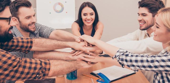 La amistad mejora la productividad