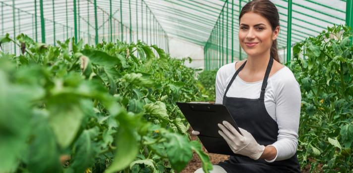Para trabalhar no setor da agricultura biológica são necessários profissionais especializados