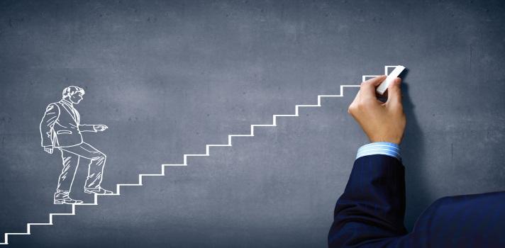 ¿Qué trabajadores suelen lograr los ascensos?