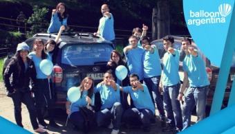 Balloon Argentina: Se abre convocatoria a jóvenes que quieren cambiar la vida de emprendedores a través del turismo social