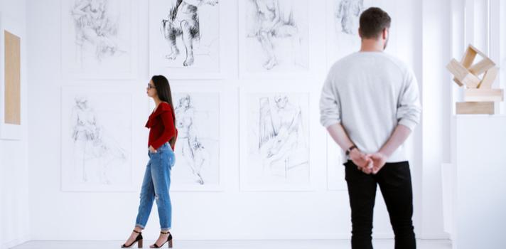 El papel del broker de arte es muy necesario para dar a conocer nuevos artistas y que formen parte de importantes colecciones