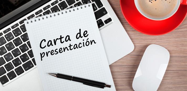 La carta de presentación complementa y ayuda a diferenciar tu CV y candidatura