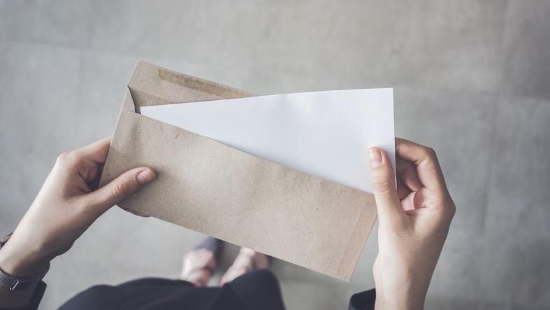 Carta de motivación: X errores y X aciertos