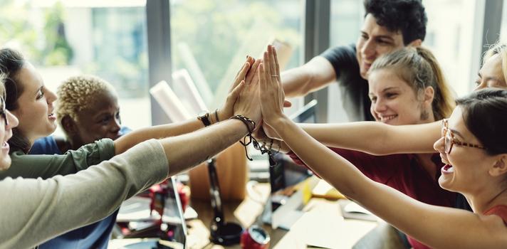 Los buenos vínculos laborales mejoran la productividad y el rendimiento de toda la oficina