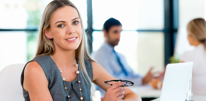 Crear un perfil completo en el portal de empleo es útil