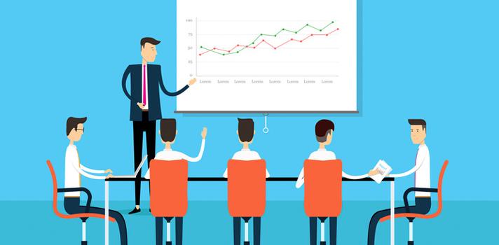 Falar na mesma linguagem do cliente é muito importante para ter êxito na apresentação corporativa