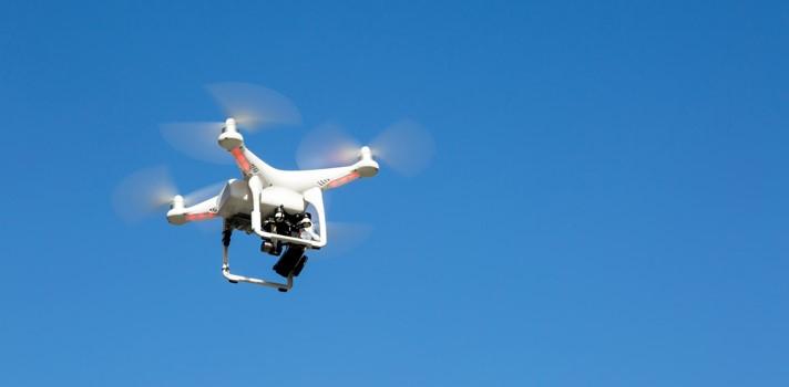 Nos próximos dez anos, a criação de emprego a partir do uso comercial de drones estará relacionada com o fabrico