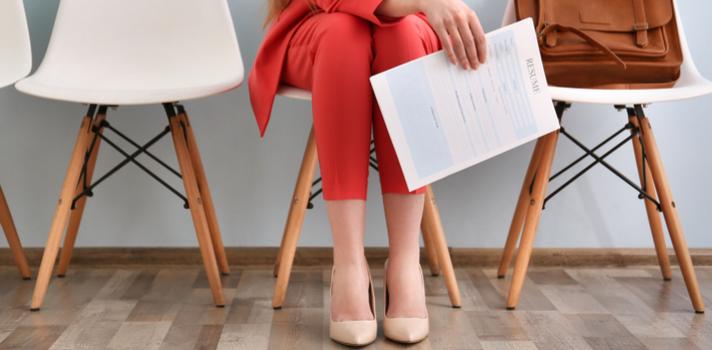 O objetivo principal em uma entrevista de emprego é vender as suas qualidades e talentos para ser contratado