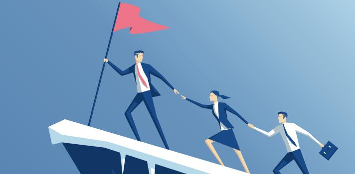 Inspira y motiva a tus compañeros para ser un verdadero líder.