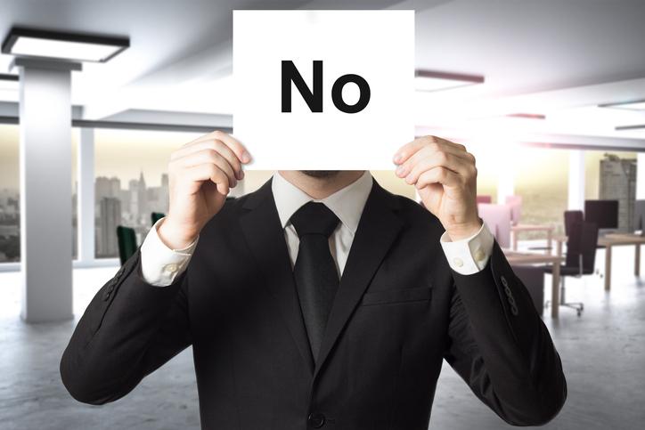 No mercado de trabalho, atitudes impensadas podem afetar a sua carreira. Uma delas é recusar de forma errada uma proposta de trabalho.