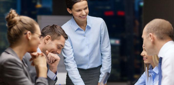Con una dinámica de grupo será posible conformar equipos de trabajo más seguros y productivos